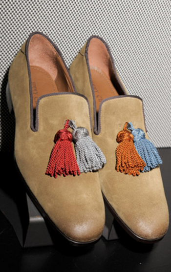 If the shoe fits. George Fashion Dreamworld.: Preview: Jimmy Choo men's collection s/s 13.