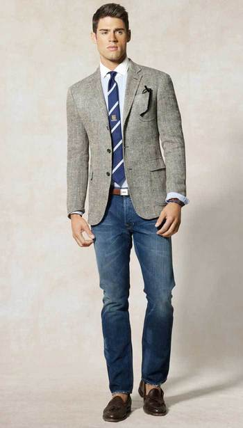 How to Take Your Suit From Office to Evening - Men Style Fashion
