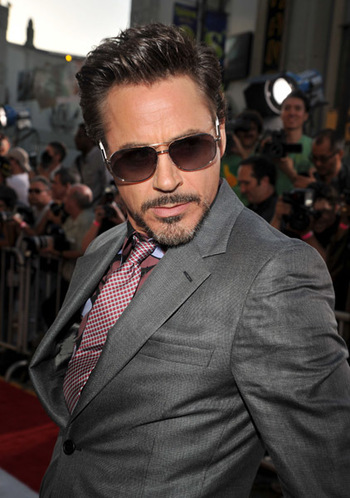 Robert Downey Jr. I love everything about this man