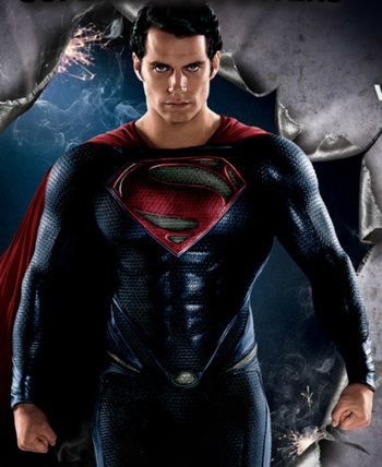 """The Superman Workout – How You Can Become the """"Man of Steel"""""""