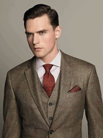 The re-emergence of the Brown Suit