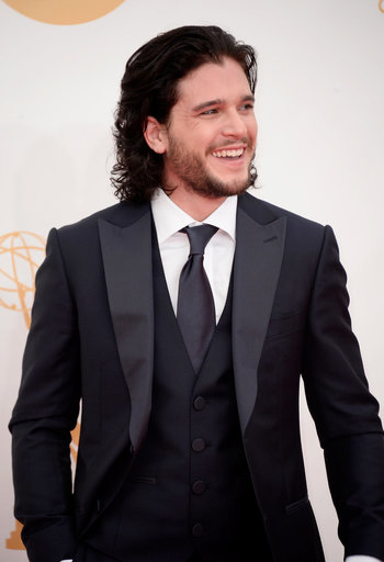 Celebrity Gossip, Entertainment News & Celebrity News | 21 Kit Harington Snaps That Show His Stare Is the Sexiest