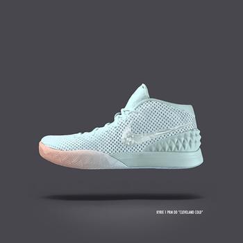 Dead Dilly Imagines New Nike Kyrie 1 Colorways   Nice Kicks