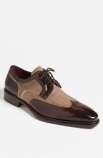 Mezlan 'Remo' Spectator Shoe   Nordstrom