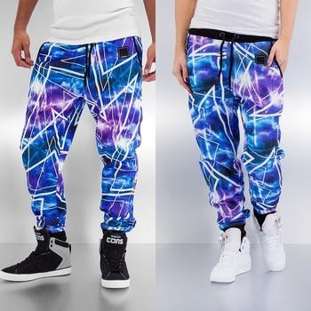 Galaxy II Sweat Pants Blue/Purple