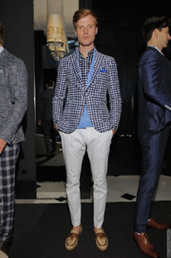 Male Fashion Trends: Duchamp Spring/Summer 2016 - London Collections: MEN