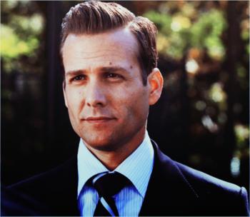 Harvey Specter Hair - Suits TV Show
