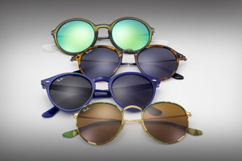 Ray-Ban — Check out the entire #RayBanRound collection.