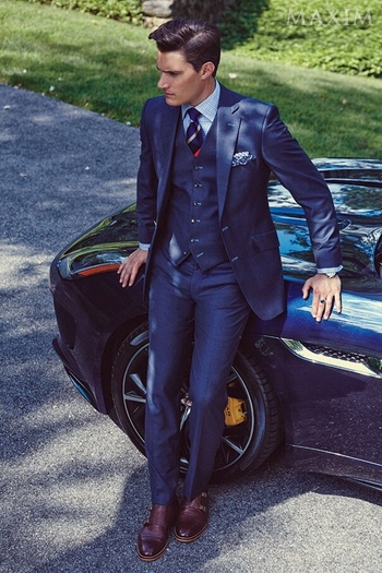 Follow The-Suit-Men for more suit, fashion and