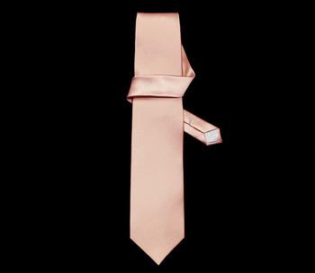 Rose Gold Necktie