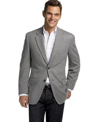 Leaders Among the Sheep: Dressing the Part: Sport Coats & Blazers