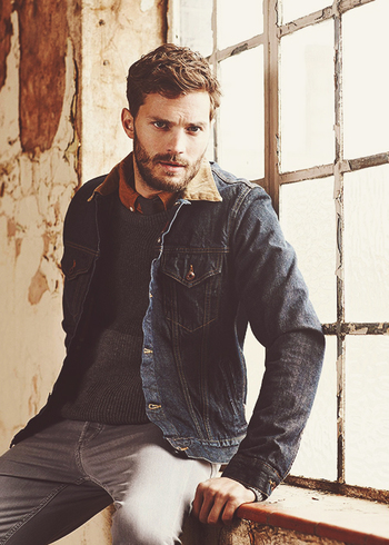 jamie dornan - The Huntsman from Once