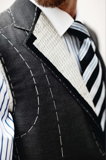 Canali Su Misura #tailoring #suits #ties #shirts