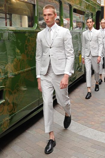 Thom Browne Spring/Summer 2013 Preview - Fucking Young!