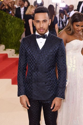 2016 Met Gala: Men's Fashion — See The Red Carpet's Hottest Hunks