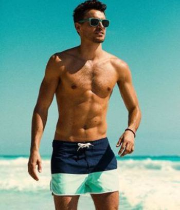 What Shoud Men Wear To A Pool Party or The Beach | Royal Fashionist