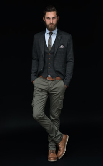 Boots casual homme men's fashion   Raddest