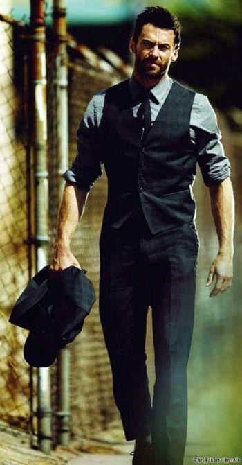 Dynamic Formal Style For Men