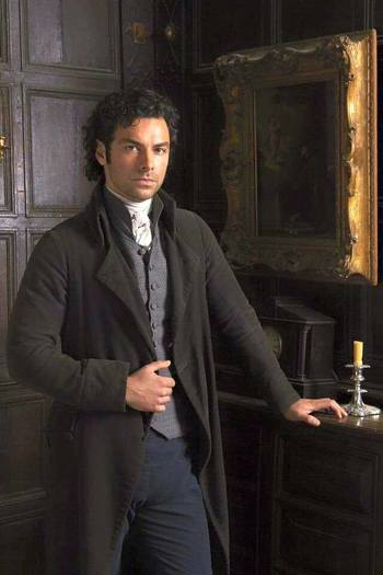 Season Two portrait of Ross - Poldark