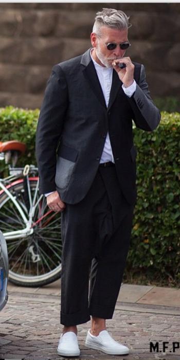 Nick Wooster Pitti Uomo 2015