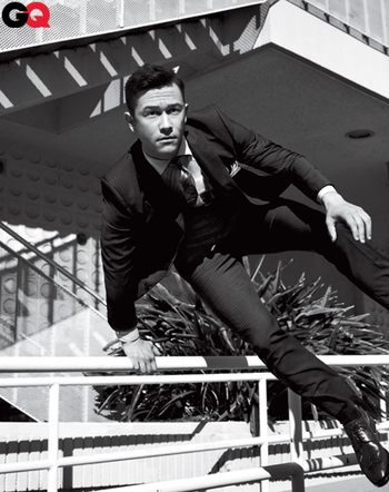 "Joseph Gordon-Levitt GQ Photos | "". ."