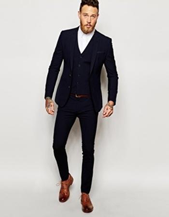 Anzüge für Herren | Designer-, Tailored- und formelle Anzüge für Herren