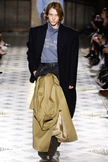 Vetements Fall 2016 Ready-to-Wear Fashion Show  - Vogue