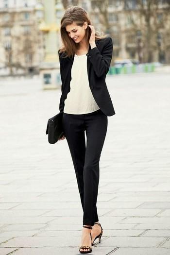 Stylish Office Looks For Fall 2014 - fashionsy.com