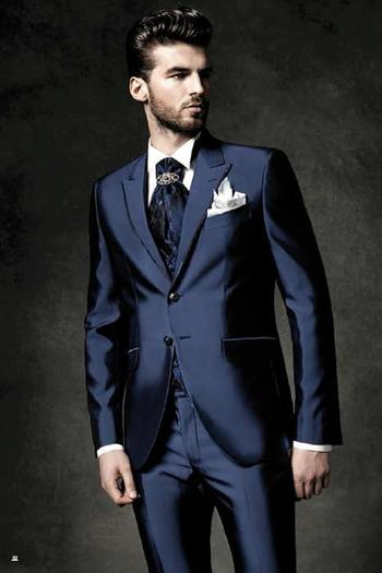 blue suits for men - Căutare Google