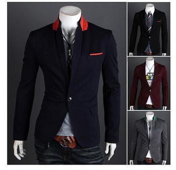 Mens Casual Suits Slim Fit Stylish Korean Coats Suit Blazer Jackets Coats Personality Suits Fashion Designer Jackets Blazer Coats Jackets From Wholesaleshoe, $30.16 | Dhgate.Com