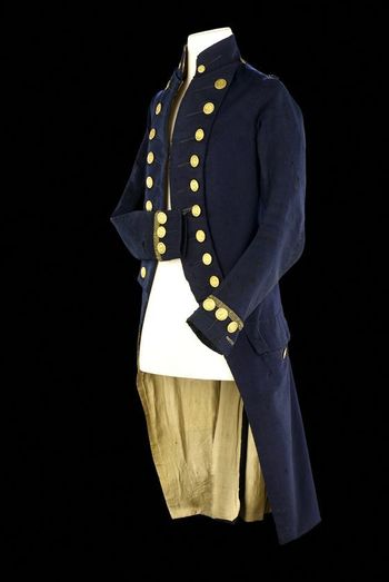 Royal Navy Uniforms: Lord Nelson Album