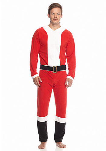 Briefly Stated Men's Union Santa Suit   Belk - Everyday Free Shipping