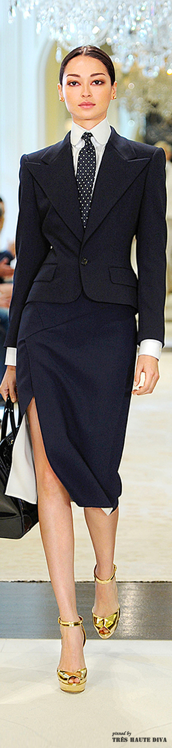 Ralph Lauren Resort 2015 More business-dressed-up than