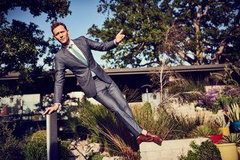 Tom Hiddleston for Esquire UK's June 2016 Cover Shoot