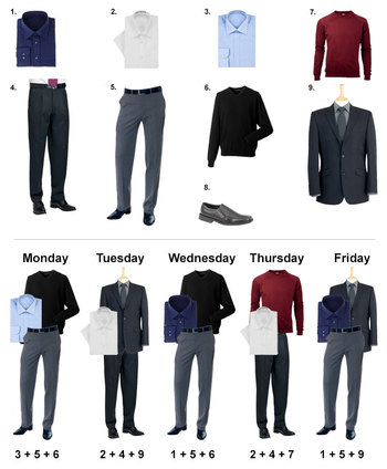 How to create a capsule workwear wardrobe