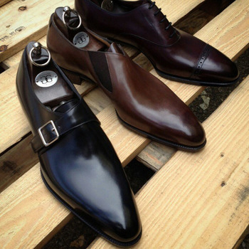 Gaziano & Girling - Bespoke & Benchmade Footwear: The new Deco round toe. Be the first to experience...