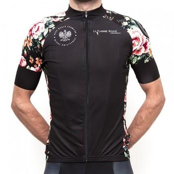 Flower Power cykeltrøje
