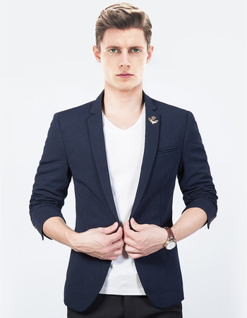 suit panda Picture - More Detailed Picture about 2015 New arrival Single Button Leisure Men's Blazer Slim Fit Designs Masculino Fashion Suits Men blazers jaquetas masculina Picture in Blazers from GaGa's Fashion | Aliexpress.com | Alibaba Group