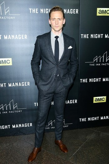 Tom Hiddleston Has Hit Modern-Day Suiting God Status