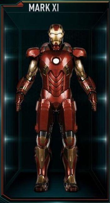 Iron Man Armor: Mark XI