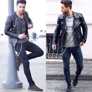 """Loca MenStyle on Instagram: """"1 or 2?  @streetwearde  Tag @locamenstyle on your pics for your chance to get featured  Contact admin: @angelsoukos  Follow: @Locavideoz…"""""""