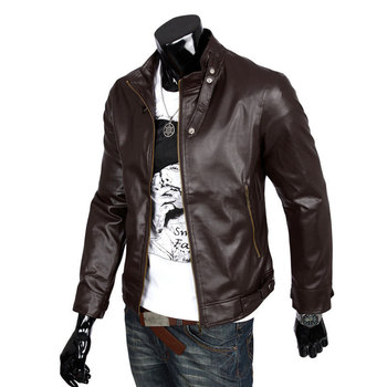 Aliexpress.com : Buy 2015 Polo Men's Zipper Pu Leather Jacket New Fashion Transverse Slim Fit Jackets For Men Top Quality For Plus Size Free Shipping  from Reliable leather jacket for ladies suppliers on Five-Stars Store  | Alibaba Group