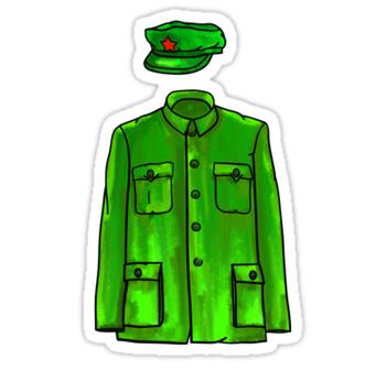 Mao Suit by piedaydesigns
