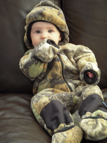 Cowgirl Princess: Camo Hunting Gear..