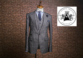 Mai Atafo Combines African Style and Savile Row Traditions to Create Cutting-Edge Men's Suits