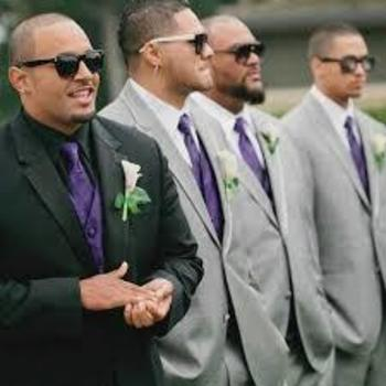 Image result for black, silver and purple