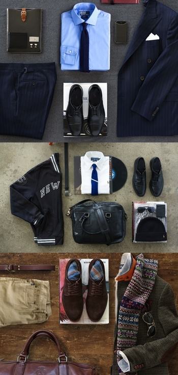 The Polo Suit Guide for Men: newly