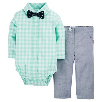 Just One YouMade by Carter's Baby Boys' 2 Piece Set - Green