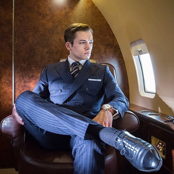 The Englishman Abroad | Killing it #kingsman style! @mrporterlive...
