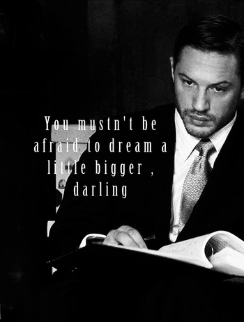 inception. best quote of the movie. oh,